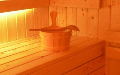 Vědro na vodu pro zvlhčení či aromaterapii