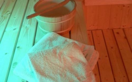 K dispozici ručníky a osušky