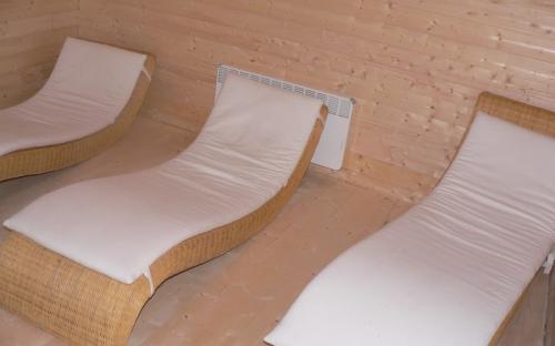 Relaxační pohodlná lehátka