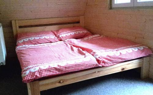 Pokoj s dvojlůžkem + jednolůžko